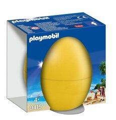 9415 PLAYMOBIL® Easter Egg, Piraat koos kahuriga