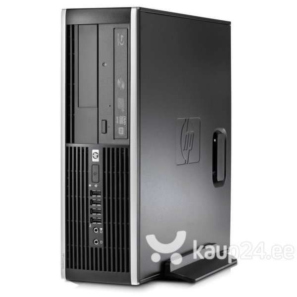 Lauaarvuti HP 8200 Elite SFF i5-2400 4GB 240SSD DVD WIN7Pro