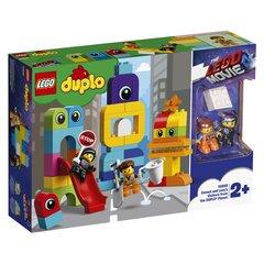 10895 LEGO® DUPLO Emmeti ja Lucy külalised DUPLO® planeedilt