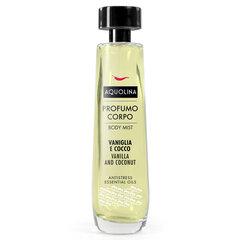 Kehasprei Aquolina Profumo Corpo Vanilla And Coconut 100 ml