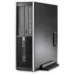 Lauaarvuti HP 8200 Elite SFF i3-2100 8GB 480SSD GT1030 2GB DVD WIN10Pro