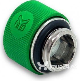 "EK Water Blocks EK-HDC G1 / 4 "", 12mm Green (3831109847411) цена"