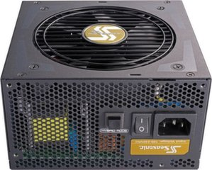 SeaSonic Focus Plus Gold 550W (SSR-550FX)