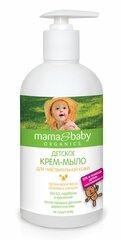 Vedel kreem-seep Mama&Baby tundlikule nahale, 500 ml