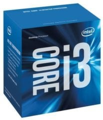 Intel Core i3-6320, 3.9GHz, 4MB, BOX (BX80662I36320)