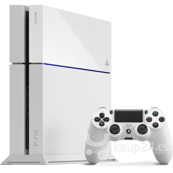 Mängukonsool SONY PlayStation 4 (PS4) 500 GB valge