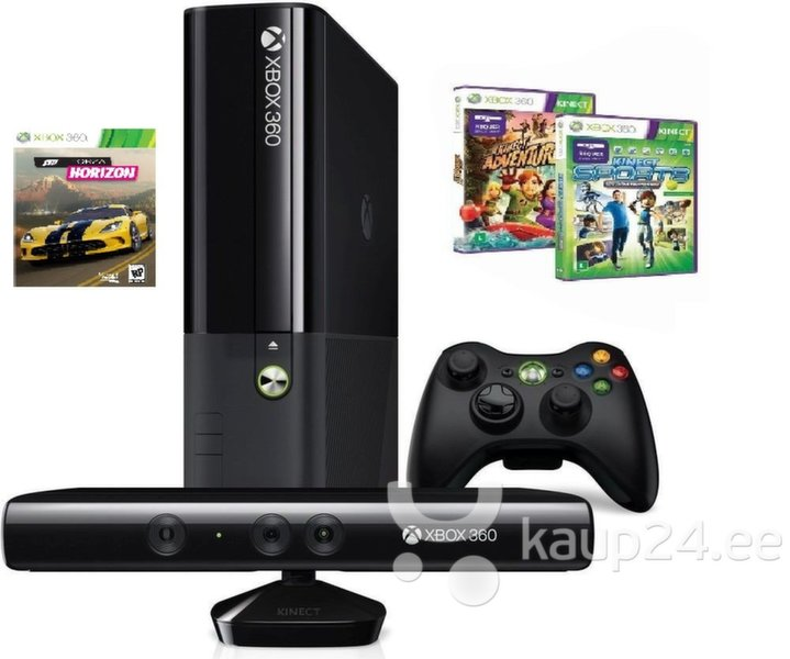Mängukonsool Microsoft Xbox 360 4 GB Stingray Kine
