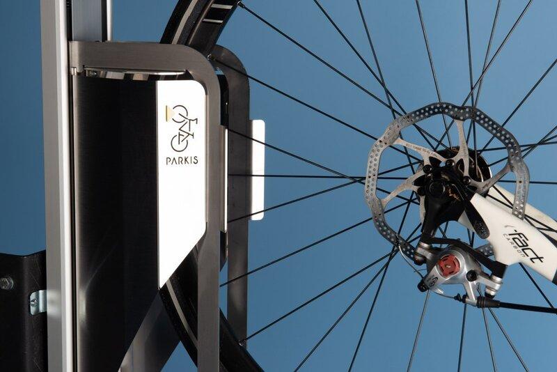 Парковочный подъемник для велосипедов Parkis Exclusive P1