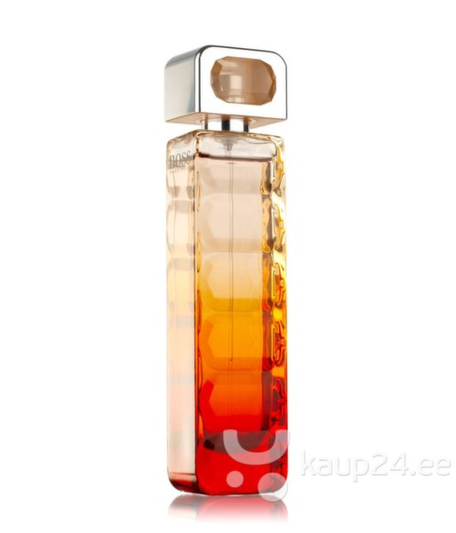 Tualettvesi Hugo Boss Boss Orange Sunset EDT naistele 75 ml