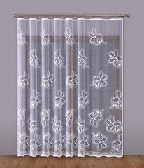 Kardin White 300 x 250 cm hind ja info | Kardinad | kaup24.ee