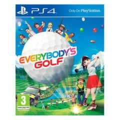 Mäng Everybody's Golf, PS4
