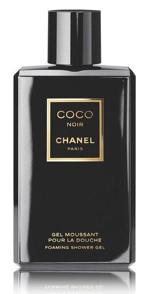 Dušigeel Chanel Coco Noir naistele 200 ml hind ja info | Lõhnastatud kosmeetika naistele | kaup24.ee