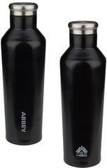 Pudel Abbey Godafoss, 480 ml, must hind ja info | Pudel Abbey Godafoss, 480 ml, must | kaup24.ee