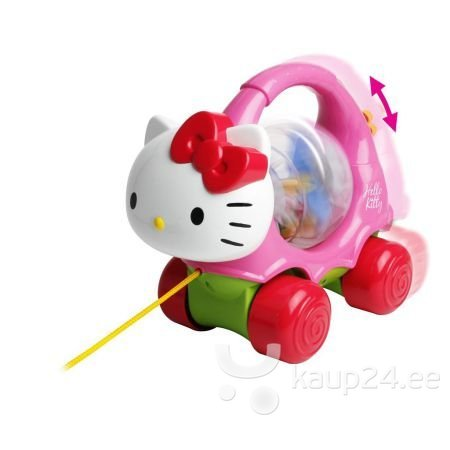 Mänguasi Russell Hello Kitty Pull&Roll K211.65047 цена и информация | Imikute mänguasjad | kaup24.ee