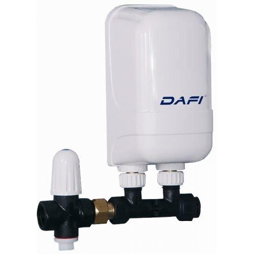 Электрический проточный водонагреватель Dafi 3,7 / 4,5 кВт  без разъемов цена и информация | Boilerid | kaup24.ee
