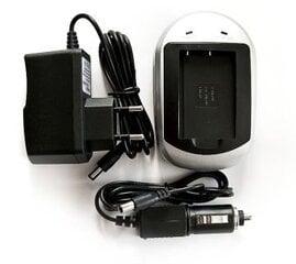 Зарядное устройство Samsung SB-L0837, KLIC-7005 цена и информация | Зарядные устройства для видеокамер | kaup24.ee