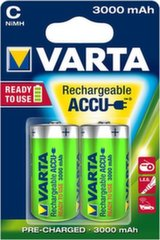 Aku Varta Ready to Use 3000mAh C, 2 tk