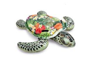 Надувной плот Intex Realistic Sea Turtle цена и информация   Надувной плот Intex Realistic Sea Turtle   kaup24.ee