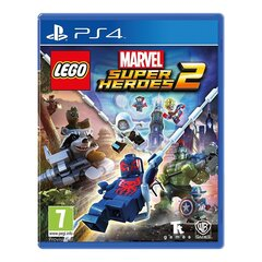 Mäng LEGO Marvel Super Heroes 2, PS4