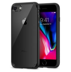 Spigen telefoniümbris telefonile Apple iPhone 7/8, must hind ja info | Spigen telefoniümbris telefonile Apple iPhone 7/8, must | kaup24.ee