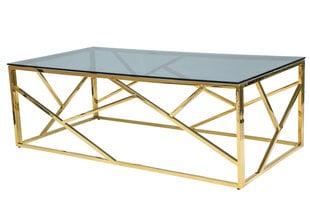 Laud Escada A, pruun hind ja info | Diivanilauad | kaup24.ee