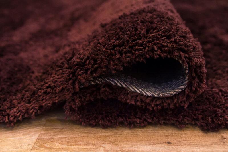 Ковер Shaggy Exclusive Moka, коричневый цена и информация | Vaibad | kaup24.ee