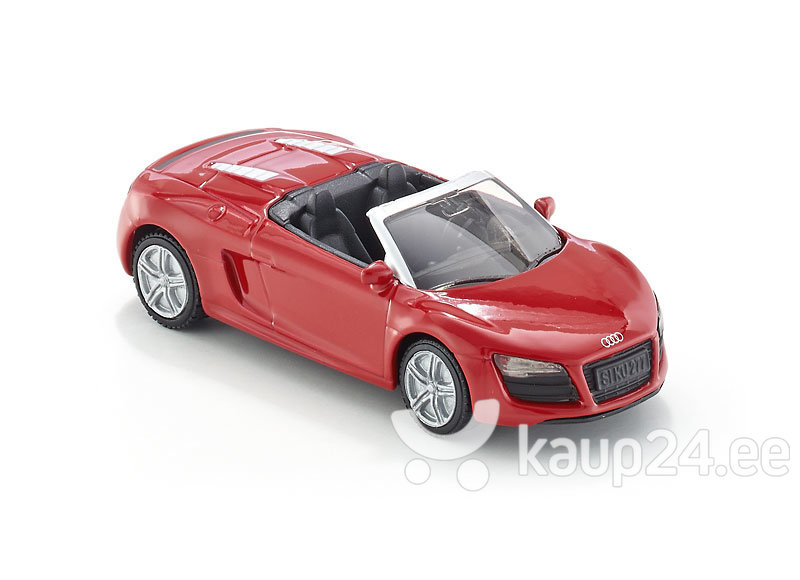 Автомодель Audi R8 Spyder Siku, S1316