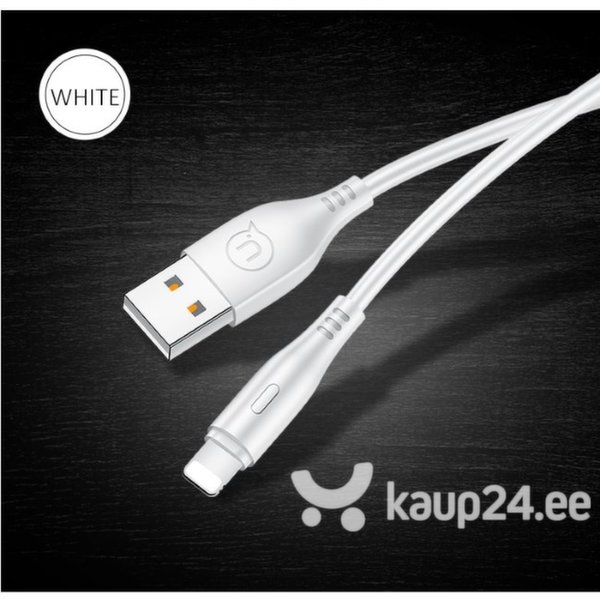 Kaabel Usams SJ266USB02, USB A - Lightning 8pin, 1 m