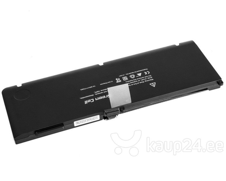 Green Cell ® Laptop Battery A1321 for Apple MacBook Pro 15 A1286 2009-2010