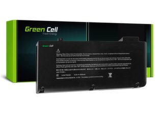 Green Cell ® Laptop Battery A1322 for Apple MacBook Pro 13 A1278 2009-2012