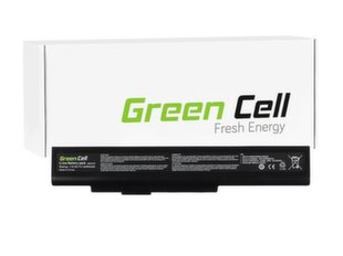 Green Cell Laptop Battery for MSI A6400 CR640 CX640 MS-16Y1