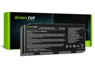 Green Cell Laptop Battery for MSI GT60 GX660 GX780 GT70 Dragon Edition 2