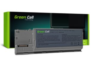 Sülearvuti aku Green Cell Laptop Battery for Dell Latitude D620 D620 ATG D630 D630 ATG D630N D631 Precision M2300