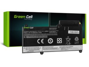 Sülearvuti aku Green Cell Laptop Battery for Lenovo ThinkPad E450 E450c E455 E460 E465