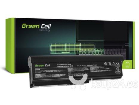 Sülearvuti aku Green Cell Laptop Battery for Toshiba Satellite A660 A665 L650 L650D L655 L670 L670D L675 M300 M500 U400 U500
