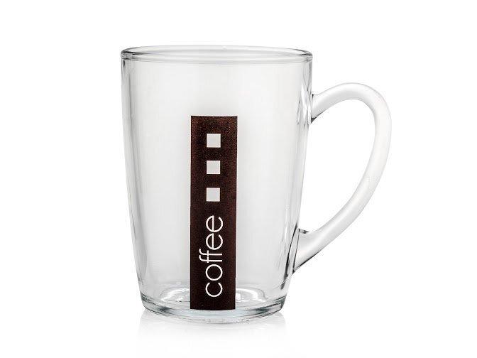 Чашки  New Coffe, 6 шт. цена и информация | Klaasid, tassid ja kannud | kaup24.ee