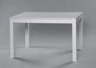 Pikendatav laud Trento, valge