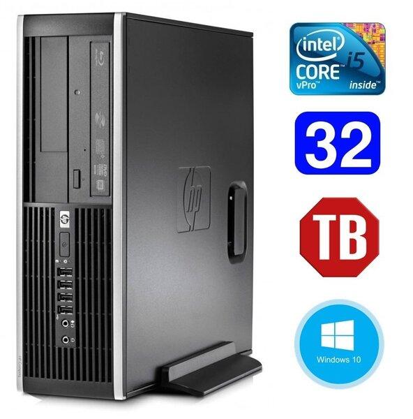 HP 8300 Elite SFF i5-3470 32GB 1TB DVDRW WIN10Pro