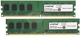 Crucial CT2KIT25664AA667