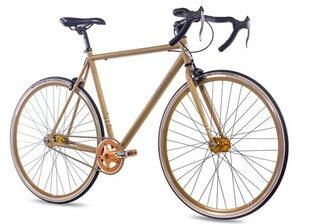 """Krossi jalgratas Chrisson Fixed Fg Road 28"""", pruun"""