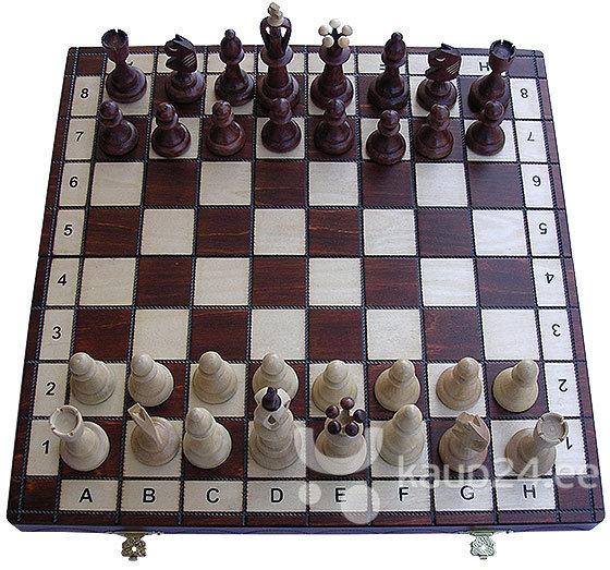 Шахматы Kompakt Ace 41 цена и информация | Lauamängud | kaup24.ee
