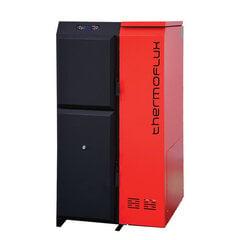 Pelletikatel ThermoFLUX PELLING 35 graanuli konteineriga