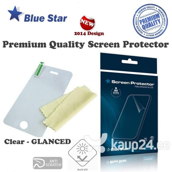 BlueStar HTC Desire (G7) защитная пленка Глянцевая цена и информация | Ekraani kaitsekiled | kaup24.ee