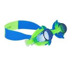 Ujumisprillid Spurt JR3, sinine/roheline