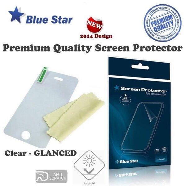 BlueStar защитная пленка для мобильного телефона Samsung I8260 Galaxy Core цена и информация | Ekraani kaitsekiled | kaup24.ee