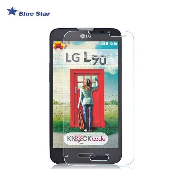 BS Tempered Glass 9H Extra Shock Защитная пленка-стекло LG L90 D405 (EU Blister) цена и информация | Ekraani kaitsekiled | kaup24.ee