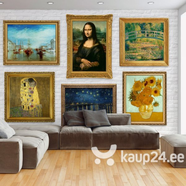 Fototapeet - Wall of treasures