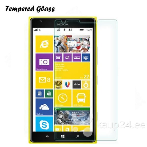 Tempered Glass Extreeme Shock Защитная пленка-стекло Nokia 730 / 735 Lumia (EU Blister) цена и информация | Ekraani kaitsekiled | kaup24.ee