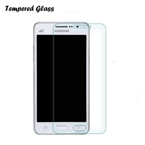 Tempered Glass Extreeme Shock Защитная пленка-стекло Samsung G530 Galaxy Grand Prime (EU Blister) цена и информация | Ekraani kaitsekiled | kaup24.ee