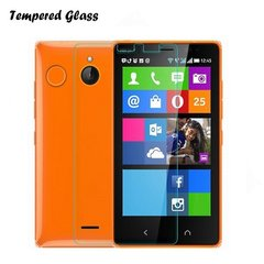 Tempered Glass Extreeme Shock Защитная пленка-стекло Microsoft 535 Lumia (EU Blister)